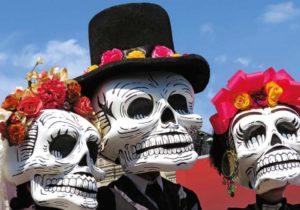 Máscaras de alrededor del mundo