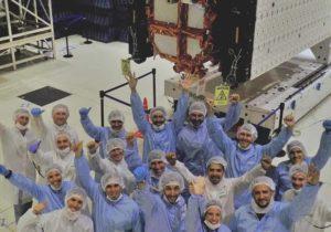 Lanzarán un satélite argentino en Estados Unidos