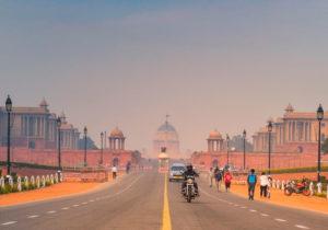 Por la cuarentena, baja la contaminación del aire en todo el mundo