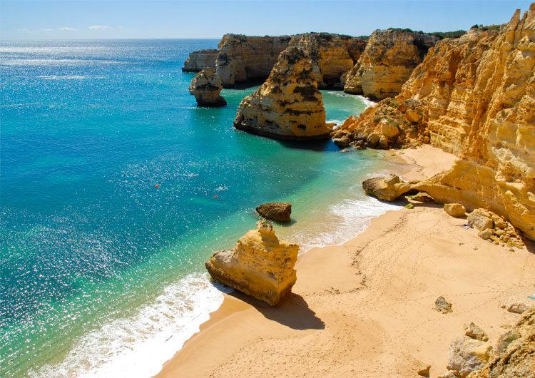 Roadtrip europeo: un recorrido por las playas más lindas de Portugal
