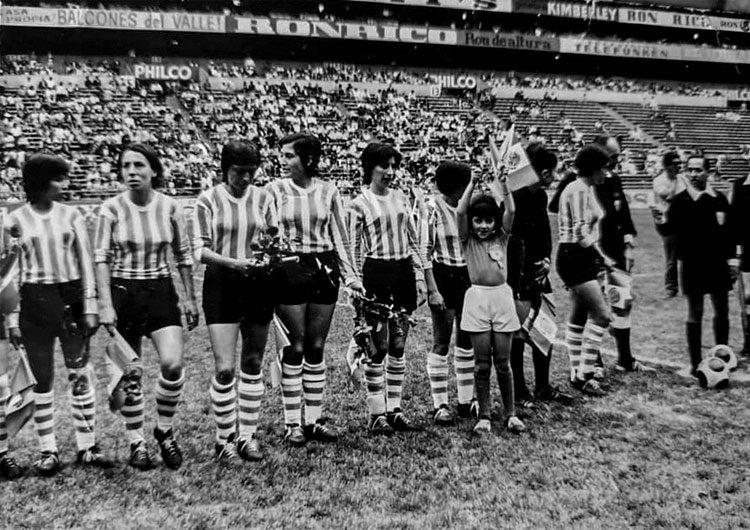 La historia de Elba Selva, pionera del fútbol femenino que marcó la historia del deporte argentino