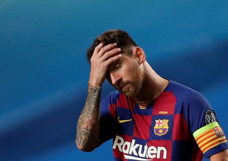 Lionel Messi dejará el Barcelona