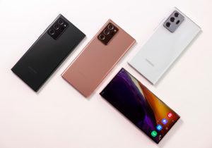 Samsung presenta 5 lanzamientos que se adaptan a la nueva normalidad
