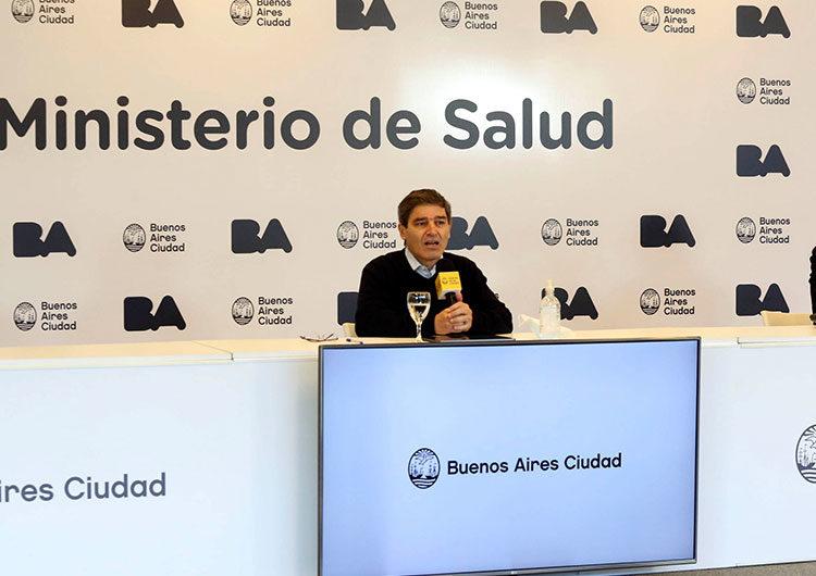 Coronavirus en la ciudad: «Aquí no se ha terminado nada», dijo Fernán Quirós