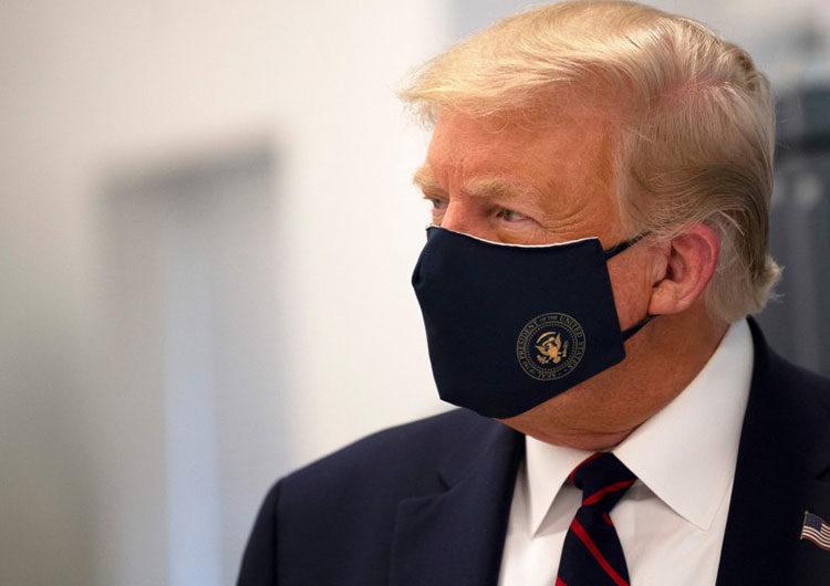Trump manejó peor la pandemia que los líderes de Italia, Reino Unido y Australia, según las encuestas