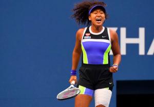 Naomi Osaka ganó el Abierto de Estados Unidos al derrotar a la bielorrusa