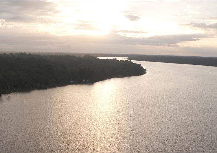 Amazonias: el santuario ecológico del mundo