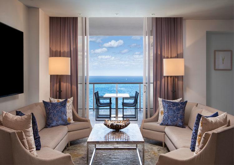 Reabre el reconocido Hotel St. Regis Bal Harbour con descuentos y protocolos especiales