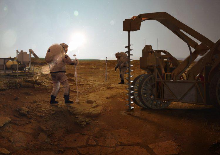 ¿Puede haber vida en el interior de Marte?