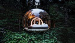Distanciamiento social y estadía premium: 10 lujosos hoteles burbuja del…