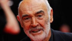 Murió el actor Sean Connery a los 90 años