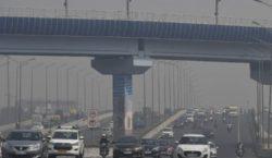 La contaminación del aire puede aumentar un 15% la mortalidad…