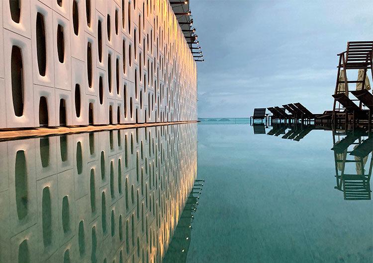 En exclusiva, un primer vistazo a la nueva terraza del hotel Emiliano Río