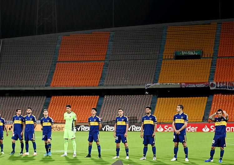 Boca Juniors venció a Lanús en vuelta de liga argentina