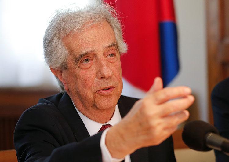 Tabaré Vázquez en grave estado