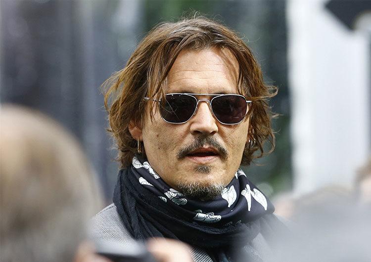 Johnny Depp perdió la demanda contra el diario que lo calificó como «golpeador de esposa»