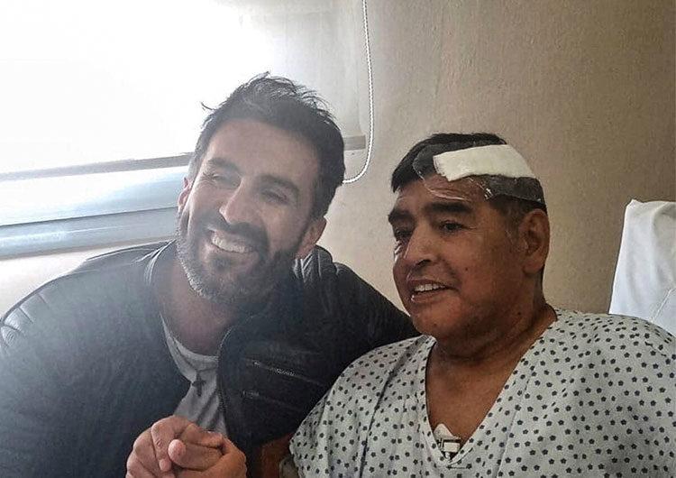 El médico de Maradona declara en los tribunales de San Isidro ante los fiscales