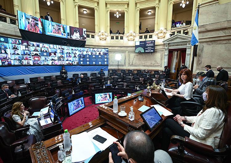 El Senado aprobó la reforma para elegir al Procurador por mayoría absoluta