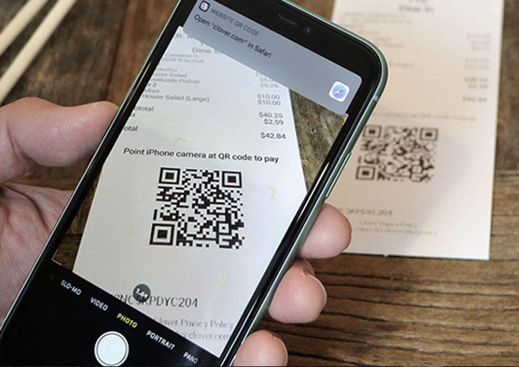 Código QR: mañana empieza a operar el pago con transferencia desde el celular