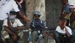 Trump retira tropas de Somalia como parte de plan de…
