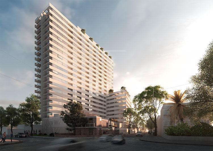 Un emprendimiento inmobiliario con amenities pensados para la vida del futuro