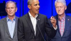 COVID-19: Obama, Bush y Clinton aceptan vacunarse públicamente para generar…