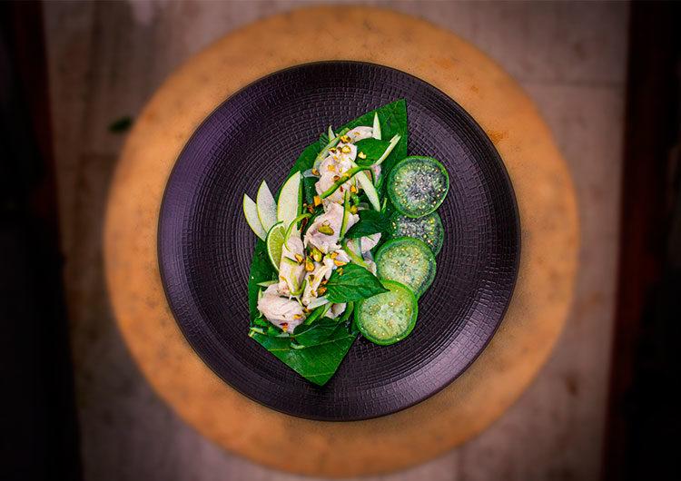 Arte contemporáneo, gastronomía premium y coctelería original en el corazón de Tulum