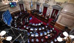 El Senado comenzó a debatir en sesión especial la ley…