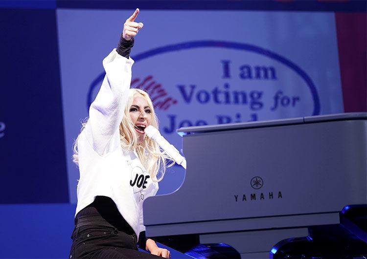 Lady Gaga y Jennifer Lopez cantarán en la inauguración de Biden