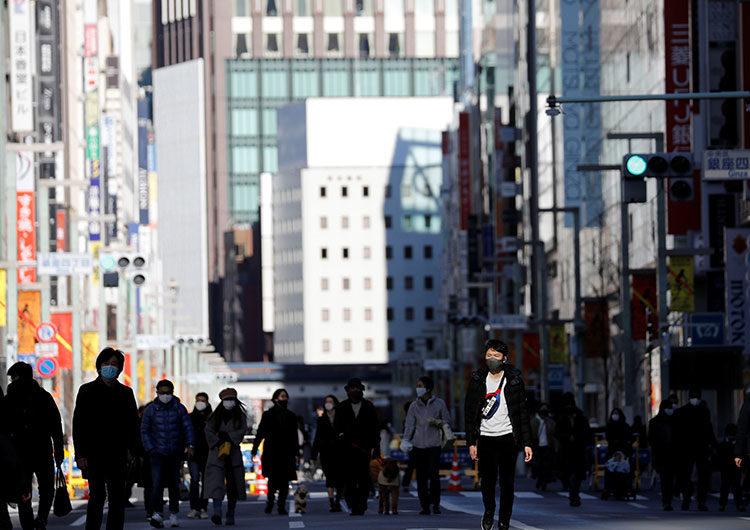 Japón encuentra nueva variante del coronavirus en viajeros procedentes de Brasil