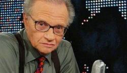 Murió el legendario presentador estadounidense Larry King a los 87…