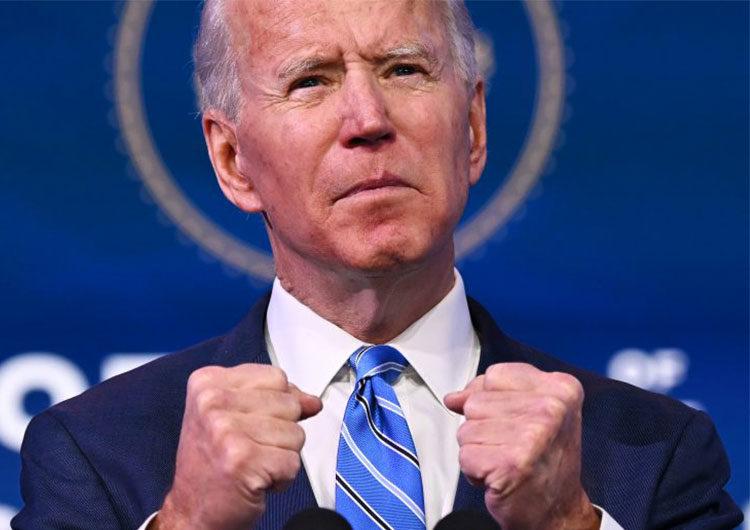 En una ceremonia atípica marcada por la pandemia y la violencia, mañana asume Joe Biden