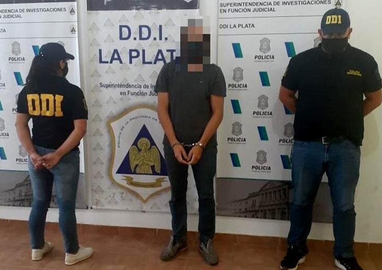 Detuvieron al esposo de Carolina Píparo por tentativa de homicidio de dos motociclistas