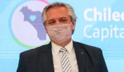 «El Gobierno está comprometido con la agenda climática» dice Alberto…