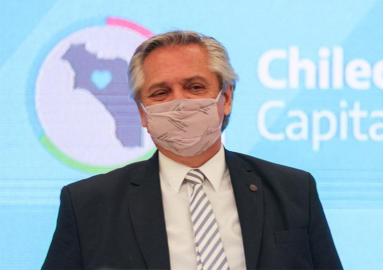 «El Gobierno está comprometido con la agenda climática» dice Alberto Fernández