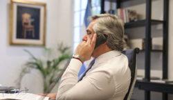 Alberto Fernández viaja a Chile con la meta de reforzar…