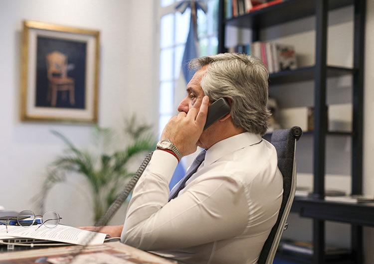 Alberto Fernández viaja a Chile con la meta de reforzar la relación bilateral