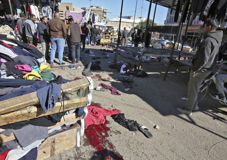 Un ataque suicida en Bagdad deja 32 muertos y más de un centenar de heridos