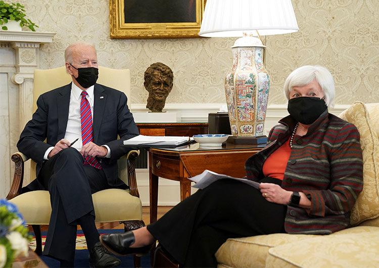 Biden apura al Congreso para actuar «ahora» con las medidas de estímulo por Covid-19