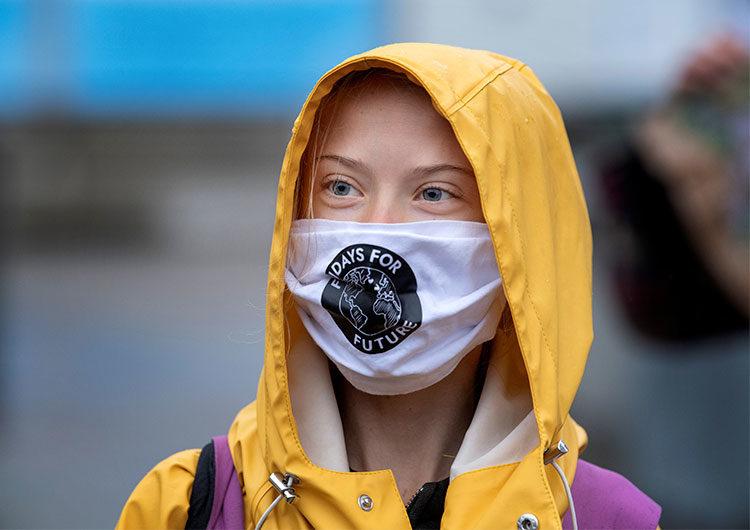 La generación de Greta Thunberg cree que el cambio climático es una emergencia mundial