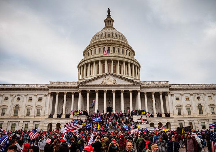 Tras el alboroto en el Capitolio, Google bloqueará toda la publicidad política durante al menos una semana