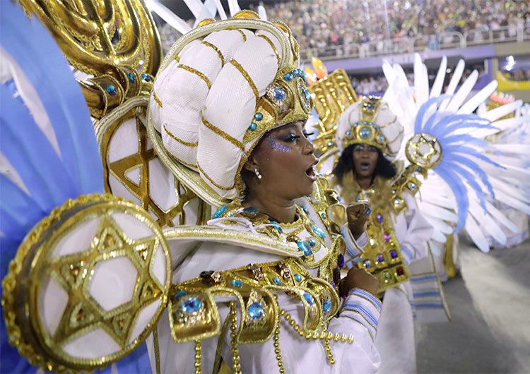 El carnaval de Río de Janeiro no se celebrará en febrero ni a mitad de año
