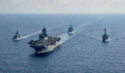 Pekín realizará prácticas militares en mar de China Meridional en…