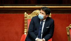 Renunció el primer ministro italiano Giuseppe Conte