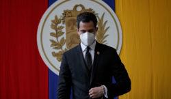 La UE ya no reconoce a Guaidó como presidente interino…