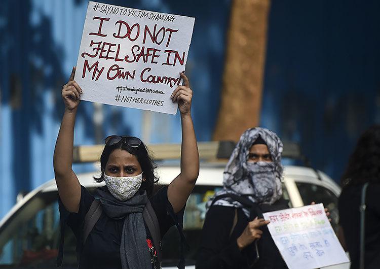 Una ciudad india recurre al reconocimiento facial para detectar expresiones de mujeres acosadas