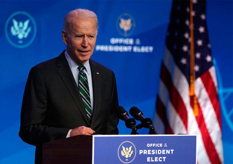 Funcionarios iraníes exigen que Biden levante las sanciones y vuelva al acuerdo nuclear
