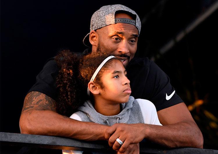 Kobe Bryant, un año después: el accidente, el memorial y su hija Gianna