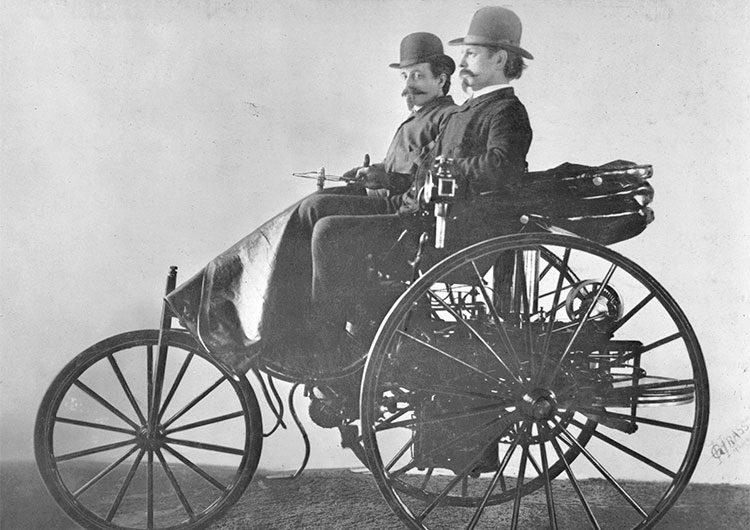 Aniversario: 135 años desde la creación del automóvil