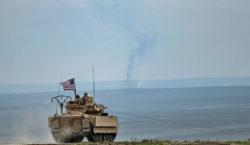 Siria envía el primer mensaje a Biden: retirar tropas y…